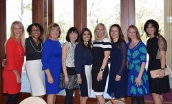 Photo from the open your purse for change event in 2017