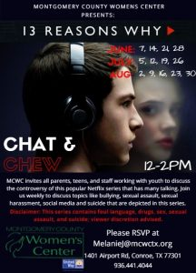 13 Reasons Why screening event on select dates June through August 2017